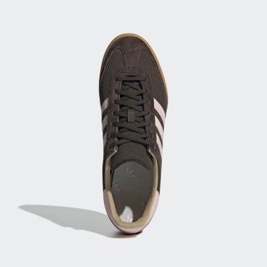 Men Originals Brown Cord Shoes