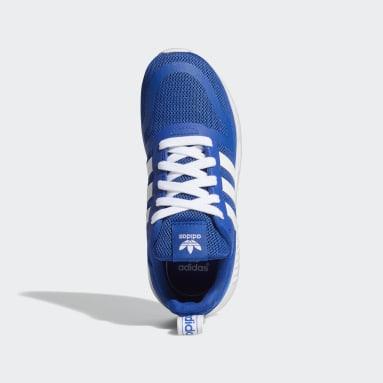 Children Originals Blue Multix Shoes