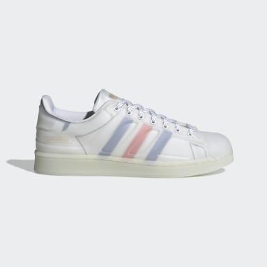 Originals White Superstar Futureshell Shoes