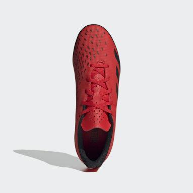 Soccer Red Predator Freak.4 Turf Shoes