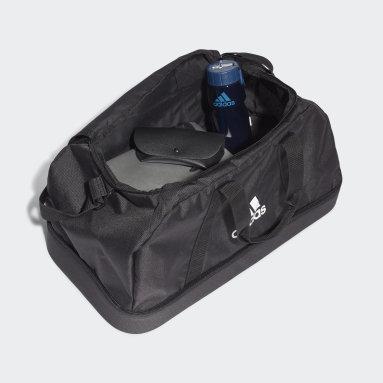 Tiro Primegreen Bottom Compartment duffelbag, medium Svart