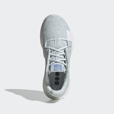 ผู้หญิง วิ่ง สีน้ำเงิน รองเท้า Senseboost Go
