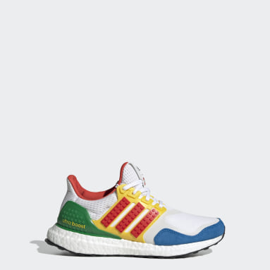 Youth Running White adidas Ultraboost DNA x LEGO® Colors Shoes