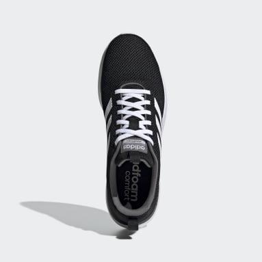 Erkek Sport Inspired Siyah Lite Racer CLN Ayakkabı