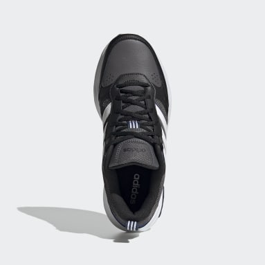 Men Sport Inspired Grey Strutter Shoes