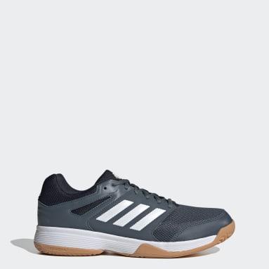 Men Netball Green Speedcourt Shoes
