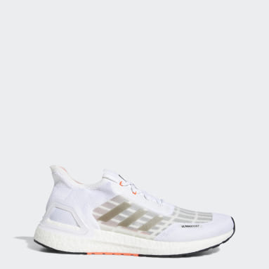 Running White Ultraboost SUMMER.RDY Shoes