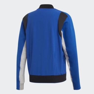 Men Sportswear Blue VRCT Jacket