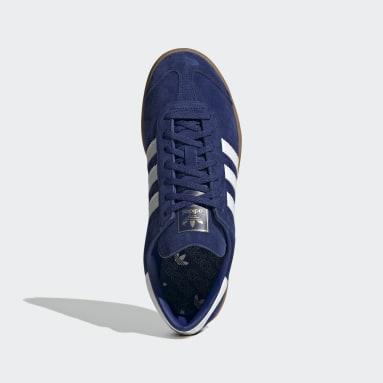 Zapatilla Hamburg Azul Originals