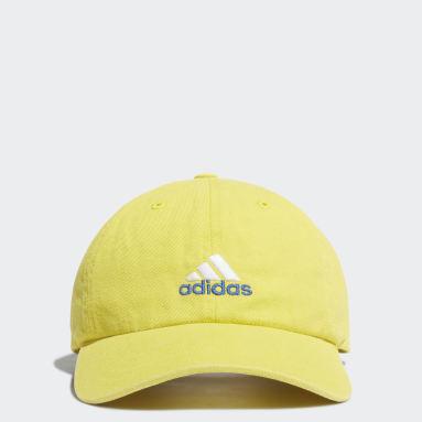 Football Yellow Juventus Dad Cap
