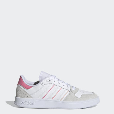 Women Sportswear White Breaknet Plus Shoes