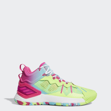 Heren Basketbal Turquoise D Rose Son of Chi