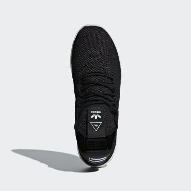 Chaussure Pharrell Williams Tennis Hu Noir Hommes Originals