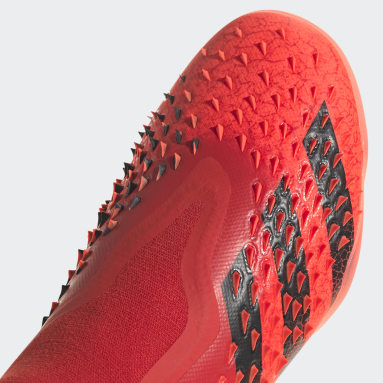 Calzado de Fútbol Predator Freak+ Pasto Sintético Rojo Hombre Fútbol