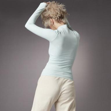 QUARTERZIP W Verde Mulher Sportswear