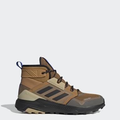 коричневый Ботинки для хайкинга Terrex Trailmaker COLD.RDY