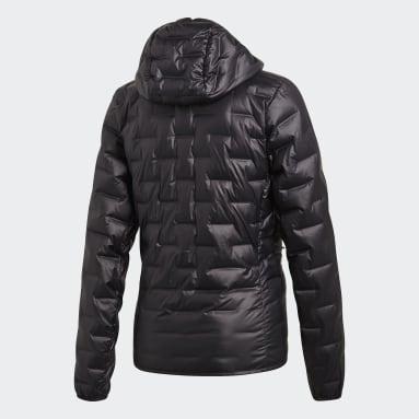 Women TERREX Black Light Down Hooded Jacket