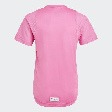 розовый Футболка XFG Primeblue