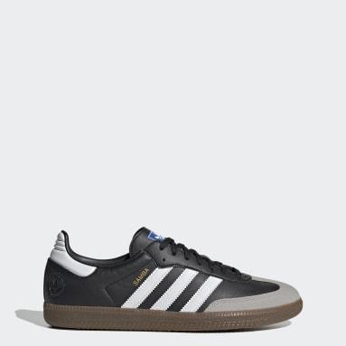Originals Black Samba Vegan Shoes