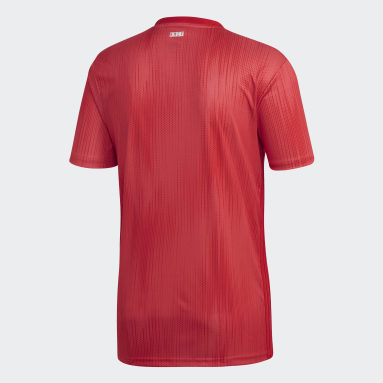 Maillot Real Madrid Third Rouge Hommes Football