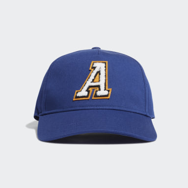 Cappellino Logo Baseball Blu Fitness & Training