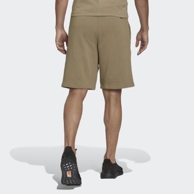 Men's Sportswear Green adidas Sportswear Future Icons Logo Graphic Shorts