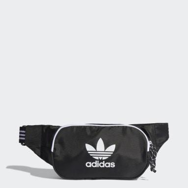 Originals Black Adicolor Classic Waist Bag
