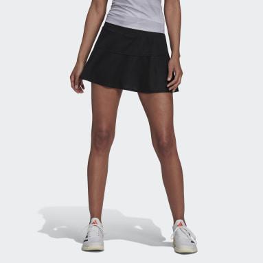 Gonnellino da tennis Primeblue Tokyo HEAT.RDY Match Nero Donna Tennis