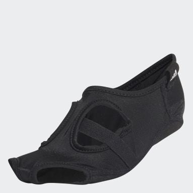 Studio Black Yoga Socks