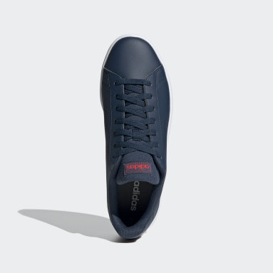 Zapatillas Advantage Base Azul Hombre Diseño Deportivo