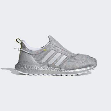 Men Running White Ultraboost COLD.RDY Lab Shoes