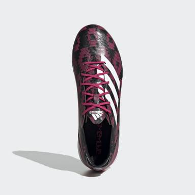 Calzado de Fútbol Gamemode México Pasto Sintético Negro Fútbol