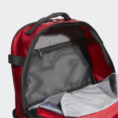 Soccer Red 5-Star Team Backpack