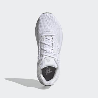 Frauen Running Run Falcon 2.0 Laufschuh Weiß