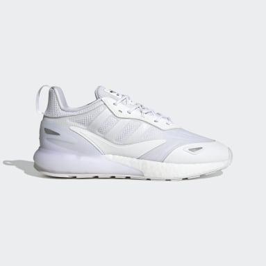 Originals White ZX 2K Boost 2.0 Shoes