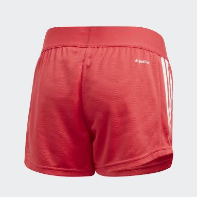 Girls Training Pink AEROREADY Shorts