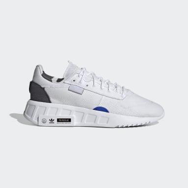 Originals White Geodiver+ Primeblue Shoes