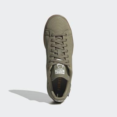 Erkek Originals Yeşil Stan Smith Ayakkabı