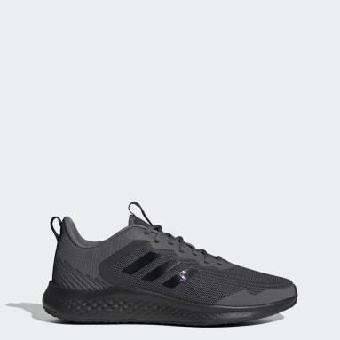 Men Running Grey Fluidstreet Shoes