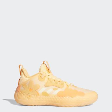 Chaussure Harden Vol. 5 Futurenatural Orange Basketball