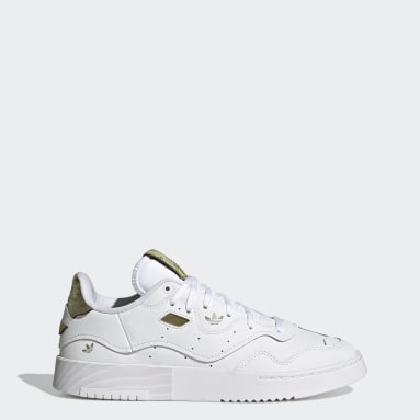 Supercourt XX Shoes Bialy