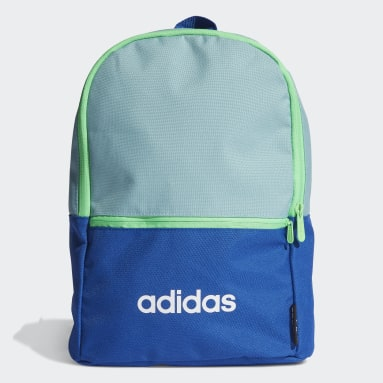 Kids Lifestyle Green Classic Backpack