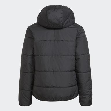 черный Куртка Adicolor