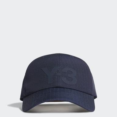 Y-3 Blue Y-3 Ripstop Cap