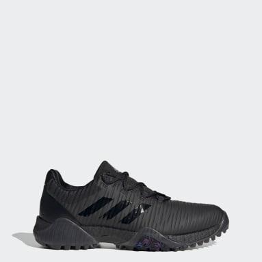 Women Golf Black CodeChaos Golf Shoes