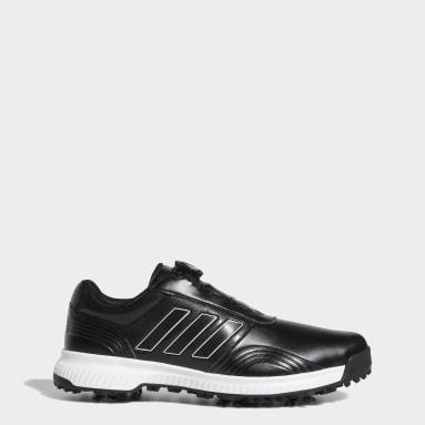 Men Golf Black CP Traxion Boa Shoes