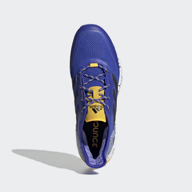 Adipower Field Hockey 2.1 Shoes Niebieski