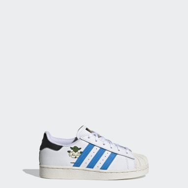 Kids' White Shoes | adidas US