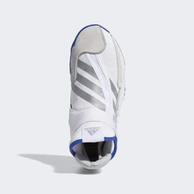 Sapatos Crazy BYW Pharrell Williams Branco Originals