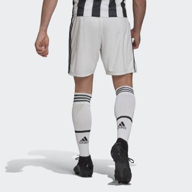 ผู้ชาย ฟุตบอล สีขาว กางเกงฟุตบอลชุดเหย้า Juventus 21/22